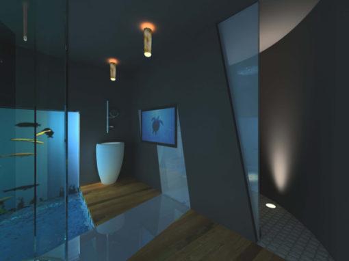 bagno acquario